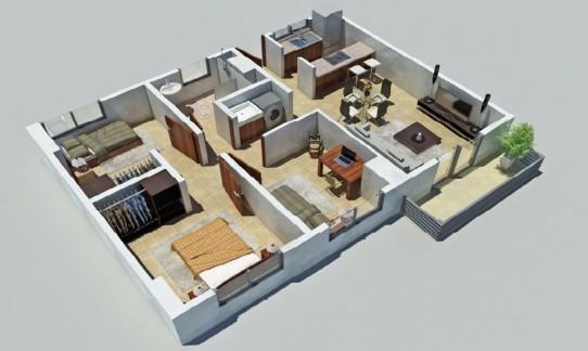 Dise o de casas en 3d dmd - Diseno de casas 3d ...